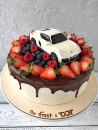 Автомобиль в ягодах 2