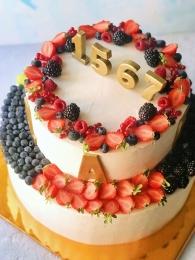 Торт для выпускного
