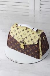 Торт-сумка Louis Vuitton