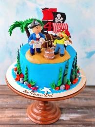 Пираты на острове сокровищ
