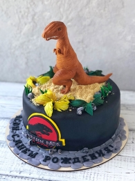 Торт юрского периода