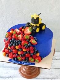 Уборка ягод